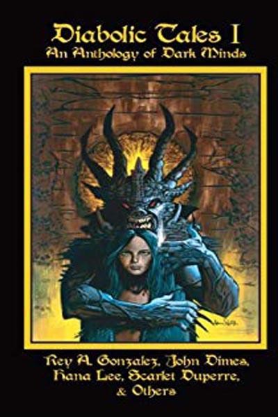 "Anthologies: Diabolic Tales, Vol. 1 (featuring ""Clown Smile"" by Peter N. Dudar)"